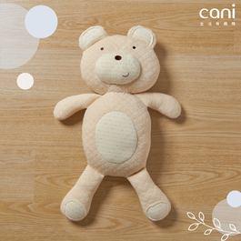 cani有機棉 麻吉熊